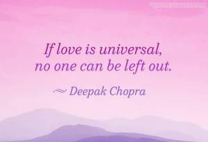 if-love-is-universal-no-one-can-be-left-out